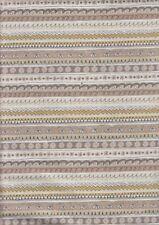 Doodle Days - Stripe - 100% cotton Half Metre - 50 x 110 cms