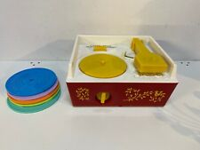 tourne disque Fisher Price - musique box comme neuf