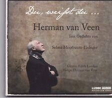 Herman Van Veen-Du Weifst Du cd album digipack