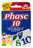 New Phase 10 Family Card Game From the Makers of Uno A Rummy