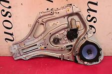 KIA Sportage 2.0 CRDi 2007 Estate NSF Delantero Izquierdo Mecanismo De Ventana 824701F120
