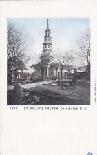 St.  00004000 Philip's Church (Exterior), Charleston, South Carolina, 1901-07