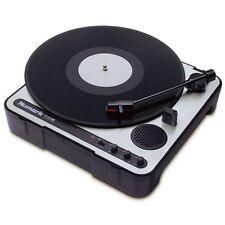 Numark PT-01USB Portable Vinyl-Archiving Turntable PT01USB