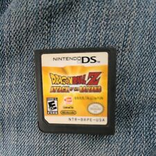 Dragon ball Z Attack Of The Saiyans Nintendo Ds Cartridge Only Tested And Works