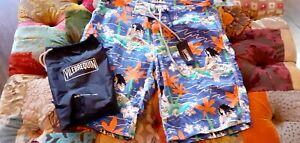 Mens vilebrequin swim shorts small.BNWT