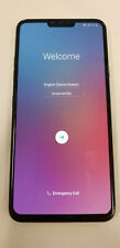 LG V40 ThinQ (V405) at&t unlocked - 64GB - Aurora Black - USED