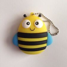 1 New Cute Novelty Bumble Bee, 128MB USB Flash Drive Memory Stick