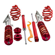 Adjustable Suspension Coilover Kit for BMW E36 Cabrio Coupe Coilovers Shocks Red