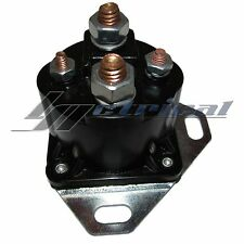 SWITCH SOLENOID 4 TERMINAL 12 VOLT FOR FORD 4 MOD II DD STARTERS FORD BRONCO