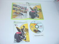 MOTO GP '06 racing game complete w Manual for MICROSOFT XBOX 360