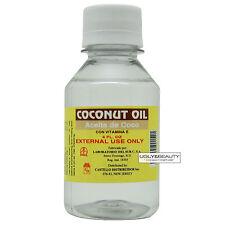 Coconut Oil Aceite de Coco 4 Fl. Oz.