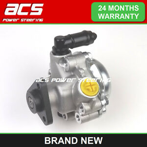 BRAND NEW BMW 3 SERIES E46 POWER STEERING PUMP 320 323 325 328 330 98-07 (LF20)