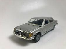 1076 CURSOR 1:35 Modellauto *** Mercedes S-Klasse, W 116, unbespielt