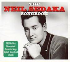 THE NEIL SEDAKA SONGBOOK (NEW SEALED 2CD)