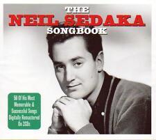 THE NEIL SEDAKA SONGBOOK (NEW SEALED 2CD)