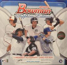 2020 Bowman Chrome Sapphire Edition - Pick Your Player