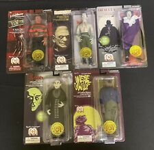 """Mego Action Figures, 8"""" Lot of 5 Horror Film  (Limited Edition!) RARE set"""