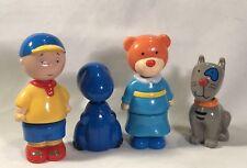 CAILLOU & FRIENDS PETS  POP APART PLASTIC PUZZLE FIGURES