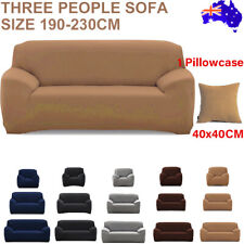 1 2 3 Seater Stretch Sofa Cover Couch Recliner Chair Slipcover Lounge Protector