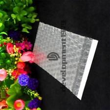 "15pcs 4""x 5""_105 x 130+20mm Plastic Self Sealing Bubble Envelopes Cushioning Bag"