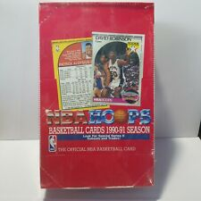 Hoops 1990-91 NBA Series 2 Basketball Cards