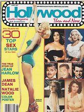 JUNE 1987 HOLLYWOOD STUDIO vintage movie magazine MARILYN MONROE