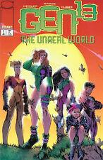 GEN 13: THE UNREAL WORLD - COMIC - 1996 - 9.2