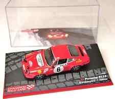 IXO1/43 METAL PORSCHE 911 S Monte Carlo 1970 Waldegard /Helmer !!