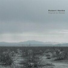 Signal to Noise by Robert Henke CD RADIO STATION PROMO