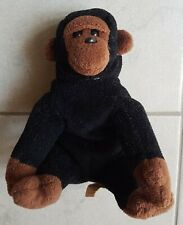 Beanie Babies Collectable Toy by TY 1996 - Congo - AS NEW
