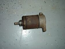 2001 Arctic Cat 300 4x4 ATV Electric Starter Motor PARTS ONLY (104/32)