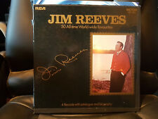 Jim Reeves – 50 All-Time World-Wide Favourites (LSP7403) 4 x LP