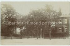 Sheffield, Kenwood Park Road 1903 Real Photo Postcard, C023