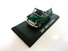 BMC MINI COOPER S  DIECAST IXO / IST MODEL LEGENDARY CARS 1/43  BA21