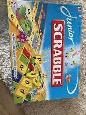 Junior Scrabble Board Game Mattel Games.