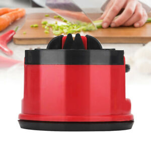 Knife Sharpener with Suction Pad Sharp Diamond For Knives Blades Scissors Tools