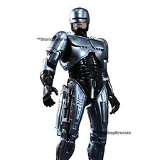 "ROBOCOP - RoboCop 1/6 Action Figure 12"" Diecast Hot Toys"