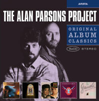 The Alan Parsons Project : Original Album Classics CD 5 discs (2011) ***NEW***