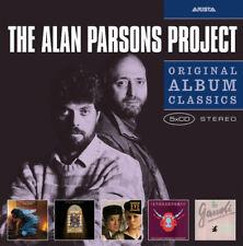 The Alan Parsons Project : Original Album Classics CD (2011) ***NEW***