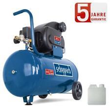 Scheppach Kompressor HC60 1500W 10bar 165l/min 50l  97dB + 240 ml Motorenöl