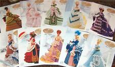 Annie's VICTORIAN LADY CENTENNIAL Bed Doll Crochet Patterns Collection Most New