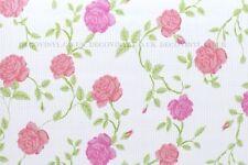 Patterned Vintage/Retro PVC Wallpaper Rolls & Sheets