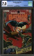 Detective Comics #404 CGC 7.0 (OW-W)