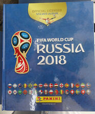 Panini 2018 FIFA World Cup Russia Empty Hardcover Sticker Album ECUADOR EDITION