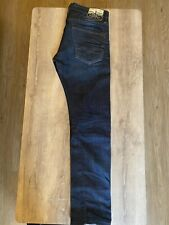 Replay Waitom Jeans 31 34 Button Fly Regular Slim Fit