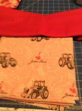 I Love John Deere Pink Custom Made Standard Pillowcase