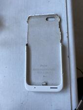 Apple Iphone 6 Battery Case White Genuine