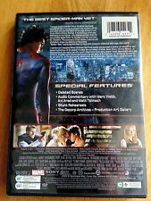 The Amazing Spider-Man (DVD, 2012, Canadian Bilingual)