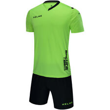 Kelme Soccer Jersey with Short Custome Team Uniform Men Youth Football Kit