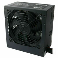 NEW Black 700W ATX PC Power Supply Unit PSU PCI-E 6x SATA 3x Molex 8-Pin 12V